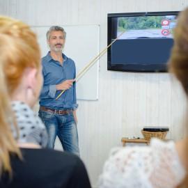 Insegnante di Autoscuola