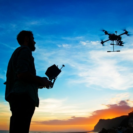 CORSI ABILITANTI ENAC PILOTAGGIO DRONI LIGHT - SCENARI NON CRITICI
